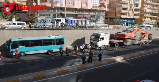 Urfa'da Trafik Kazası: 2 Ölü, 5 Yaralı