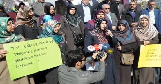 Urfa'da, TV Programlarına tepki
