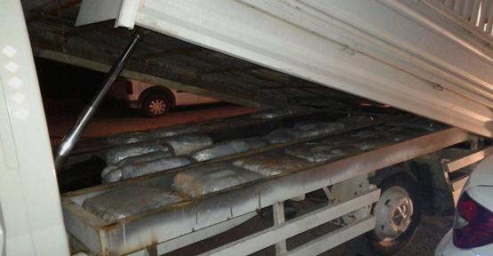 Urfa'da uyuşturucu operasyonu,  2 gözaltı