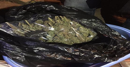 Urfa'da uyuşturucu satıcılarına operasyon, 3 gözaltı