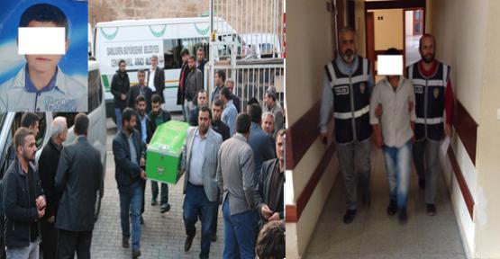 Urfa'da vahşi cinayetin faili yakalandı