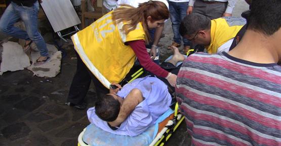 Urfa'da yer kavgası, 3 yaralı, 5 gözaltı