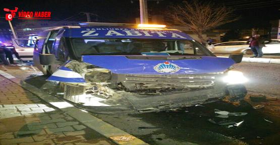 Urfa'da zincirleme kaza, 4 yaralı