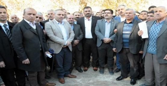 Urfa'dan barış çağrısı