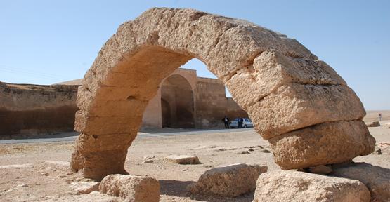 Urfa'nın tarihi bazda mağaraları