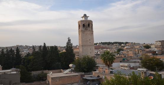 Urfa'nın tarihi camisi