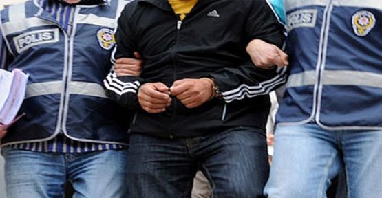 Urfa'ya kaçmak isterken yakalandı