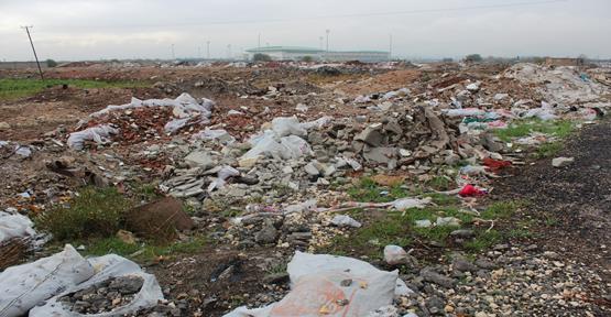Urfa'ya yakışmayan manzaralar