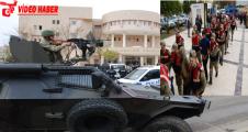 Jandarma 10 kişiyi sahte kimlikle yakaladı