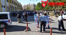 Balıklıgöl Hastanesi önünde silahlı kavga, 1 ölü, 3 yaralı