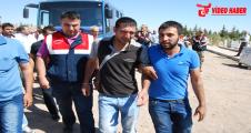 Kobani sınırda gerginlik