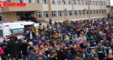 Urfa'da öğrenciler zehirlendi