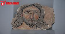Hz. İsa'nın İlk mozaik resmi