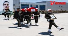 Akçakale Sınırında Şehit Olan Asker Uğurlandı