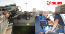 Urfa'da Zincirleme trafik Kazası: 14 Yaralı