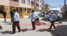 Urfa'da  5 yaşındaki çocuk kamyonetin altında kaldı