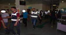 Urfa'da doktor operasyonda 8 tutuklama