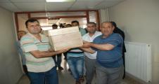 Karakola Bombalı Saldırıda Ölen Tır Şoförü Urfa'ya Getirildi
