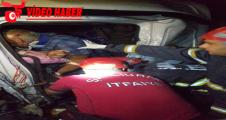 Şanlıurfa otoyolunda kaza, 3 yaralı