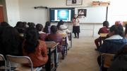 Urfa'da öğrencilere çocuk gelinler semineri verildi