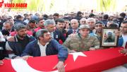 Urfa'da Binlerce Vatandaş Şehidini Uğurladı