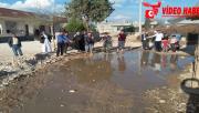 Sağlık mahallesinin kanalizasyon isyanı