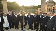 Başbakan Yıldırım Balıklıgöl Platosunu Gezdi