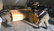 Şanlıurfa'da Tır ve Kablo Hırsızlığına, 3 Gözaltı