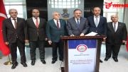 Çevre ve Şehircilik Bakanı Mehmet Özhasekİ Şanlıurfa'da