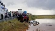 Urfa'da feci kaza, 4 ölü, 2 yaralı
