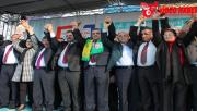 AK Parti Büyükşehir Adayı Beyazgül Şanlıurfa'da