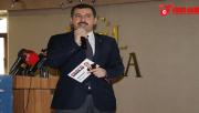 Başkan Baydilli Karaköprü'yü Kalkındıracak Projelerini Açıkladı