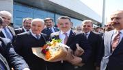Tarım Bakanı Urfa'da