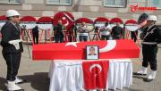 Şehit Polis Gözyaşları İçinde Memleketine Uğurlandı