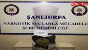 Şanlıurfa Polisinden Başarılı Operasyon