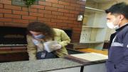Urfa'da Fırın, Market Ve Firmalara Koronavirüs Denetimi