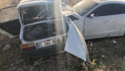 Şanlıurfa'da trafik kazası, 3 yaralı