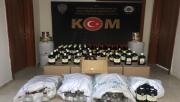 Viranşehir'de 'sahte içki' operasyonu