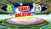 Şanlıurfaspor - Manisa FK maçı