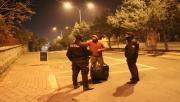 Urfa'da 56 saat sürecek sokağa çıkma kısıtlaması başladı