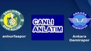Şanlıurfaspor - Ankara Demirspor