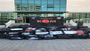 Şanlıurfa'da 15 Ayda 1069 Kaçakçılık Olayına Müdahale Edildi