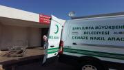Urfa'da akıma kapılan işçi hayatını kaybetti