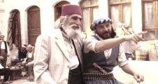 Urfa'da Kervan 1915 Filmi Çekiliyor