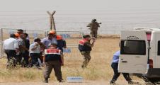 Suriye sınırda kaçışlar başladı