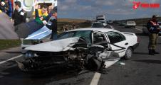 Şanlıurfa Feci Kaza, 9 yaralı