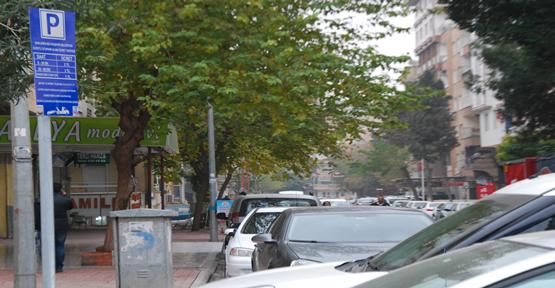 Vatandaşın parkmetre isyanı