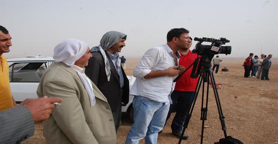 Vatandaşlar Çatışmaları kameralardan izliyor