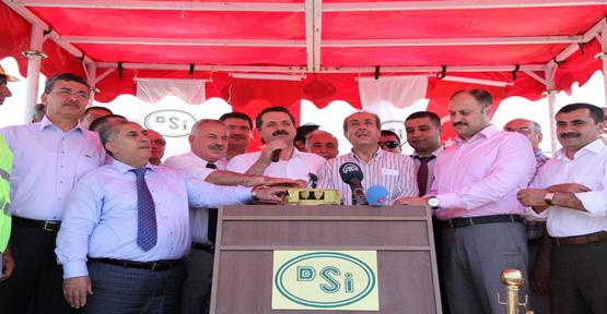 Viranşehir Meslek Yüksekokulunun Temeli Atıldı