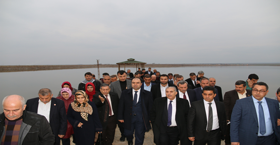 """""""Viranşehir'i Yeniden İnşa Edeceğiz"""""""